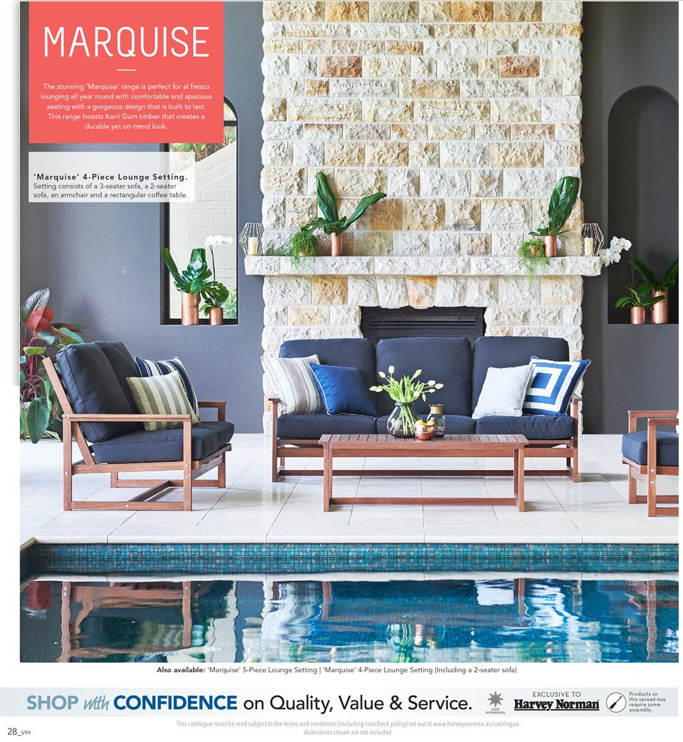 Harvey Norman catalogue  - 7.9.2018 - 30.9.2018. Page 28.