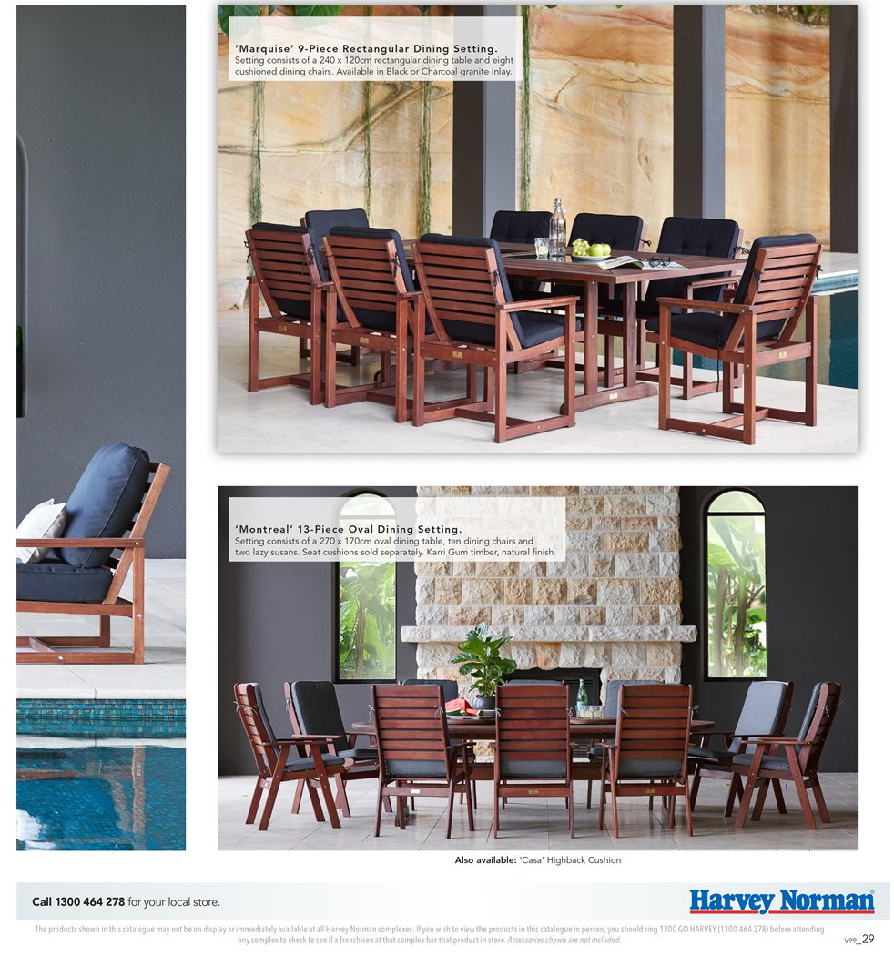 Harvey Norman catalogue  - 7.9.2018 - 30.9.2018. Page 29.