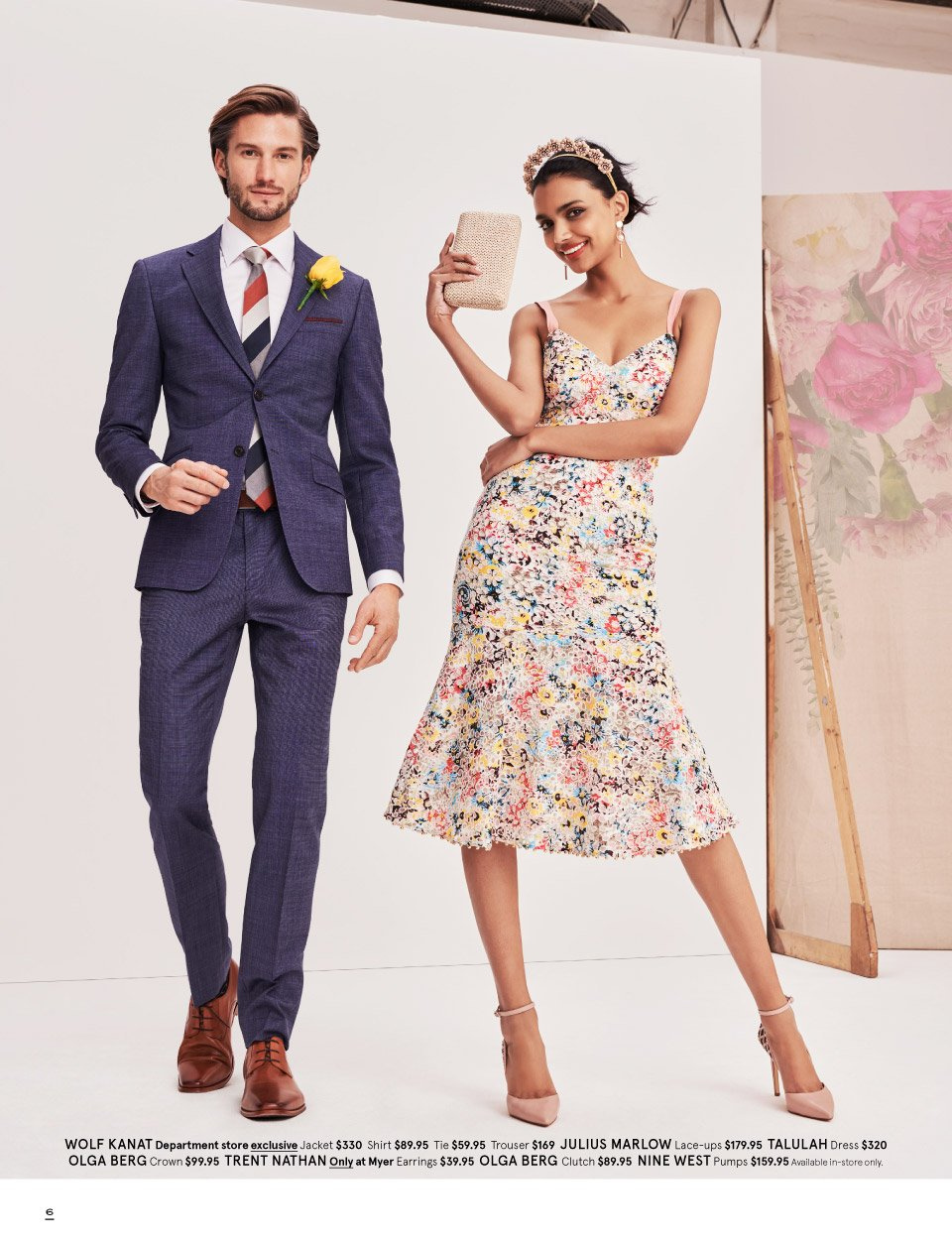 Myer catalogue  - 7.10.2018 - 11.11.2018. Page 6.