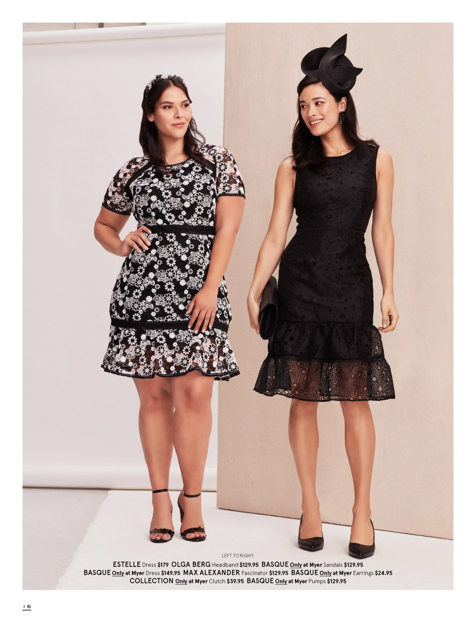 Myer catalogue  - 7.10.2018 - 11.11.2018. Page 16.