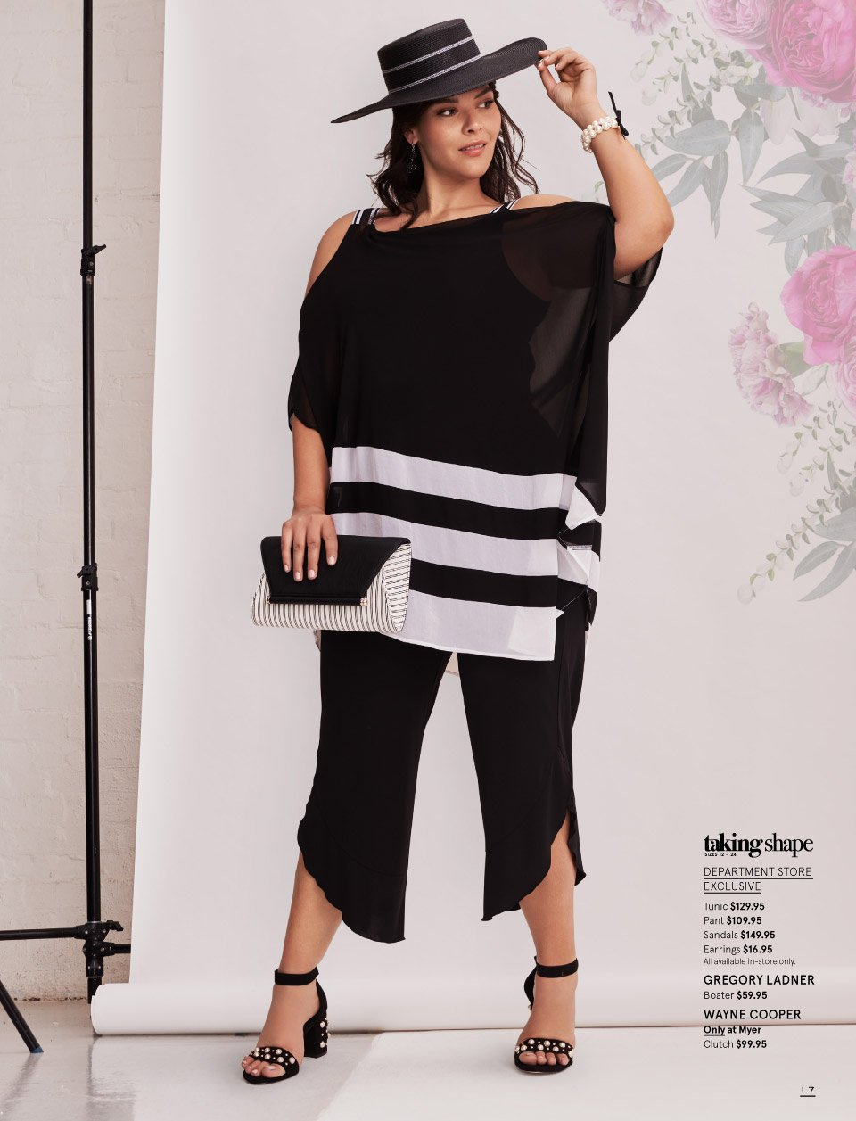 Myer catalogue  - 7.10.2018 - 11.11.2018. Page 17.