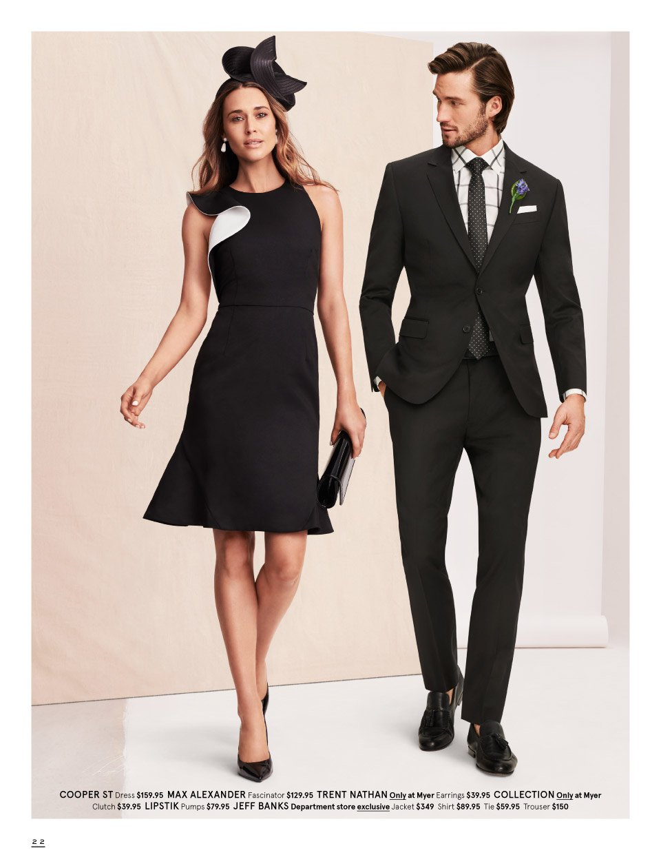 Myer catalogue  - 7.10.2018 - 11.11.2018. Page 22.