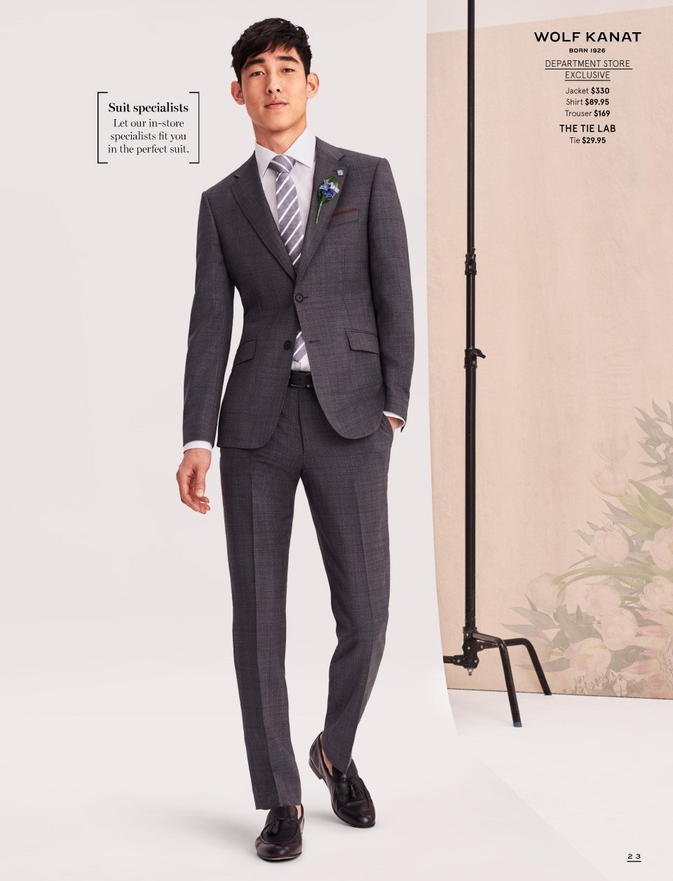 Myer catalogue  - 7.10.2018 - 11.11.2018. Page 23.