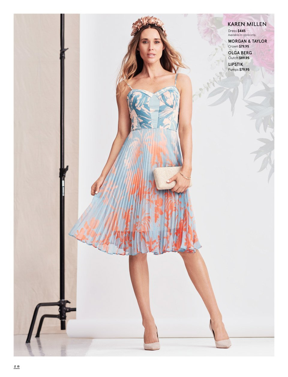 Myer catalogue  - 7.10.2018 - 11.11.2018. Page 28.