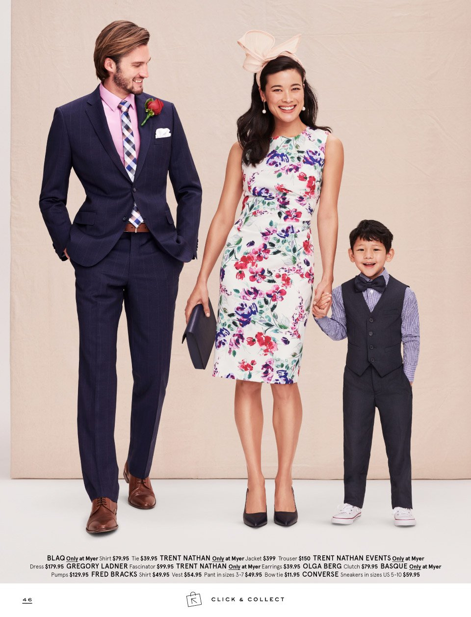 Myer catalogue  - 7.10.2018 - 11.11.2018. Page 46.