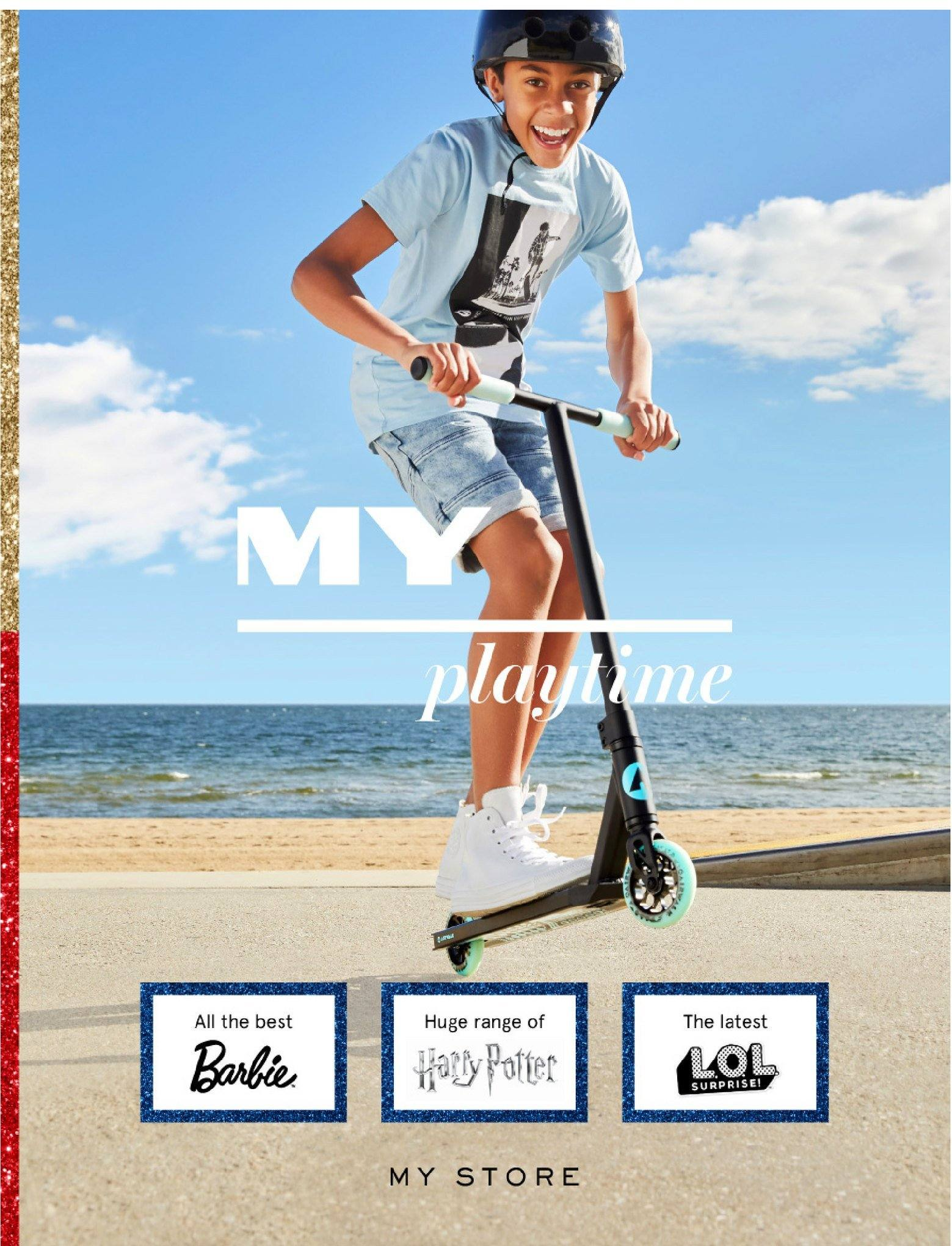 Myer catalogue  - 30.10.2018 - 25.11.2018. Page 1.