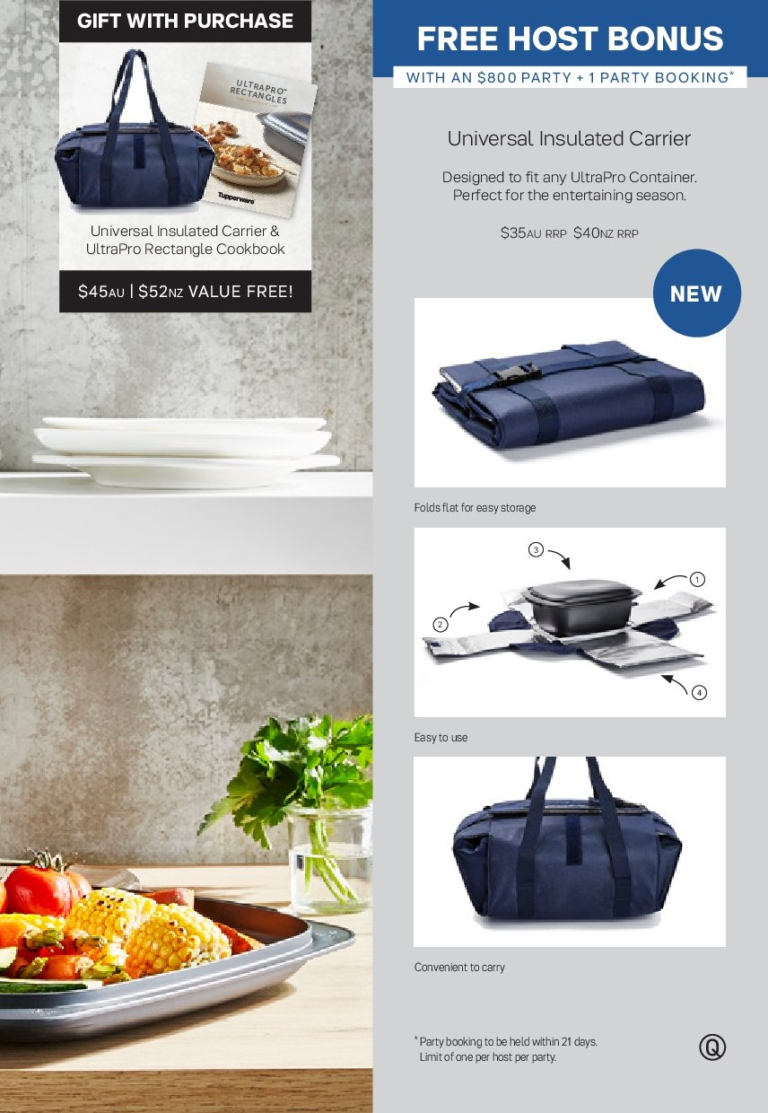 Tupperware catalogue  - 26.11.2018 - 30.12.2018. Page 9.