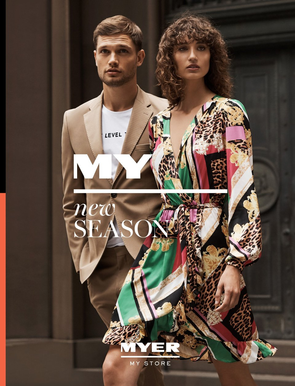 Myer catalogue  - 26.2.2019 - 17.3.2019. Page 1.