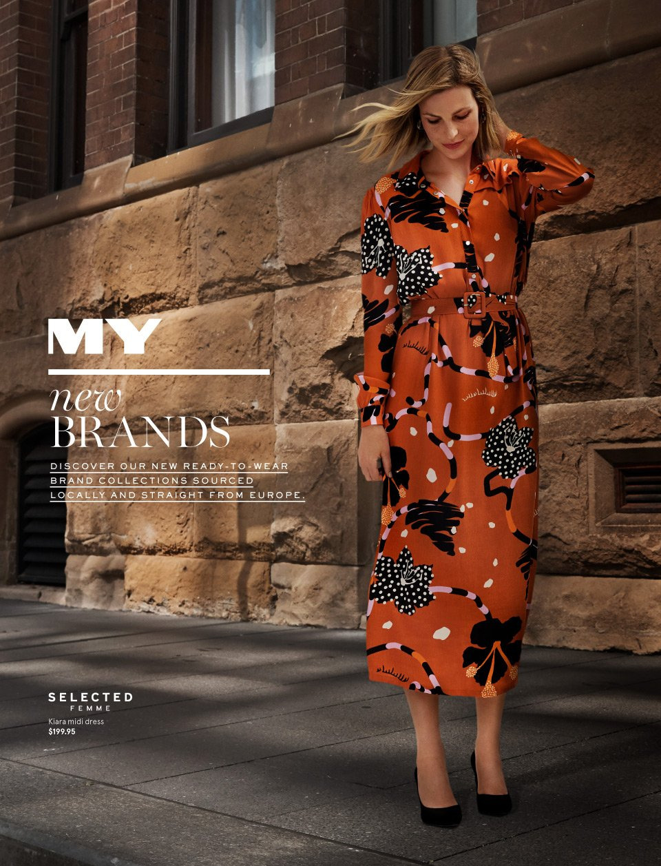 Myer catalogue  - 26.2.2019 - 17.3.2019. Page 4.