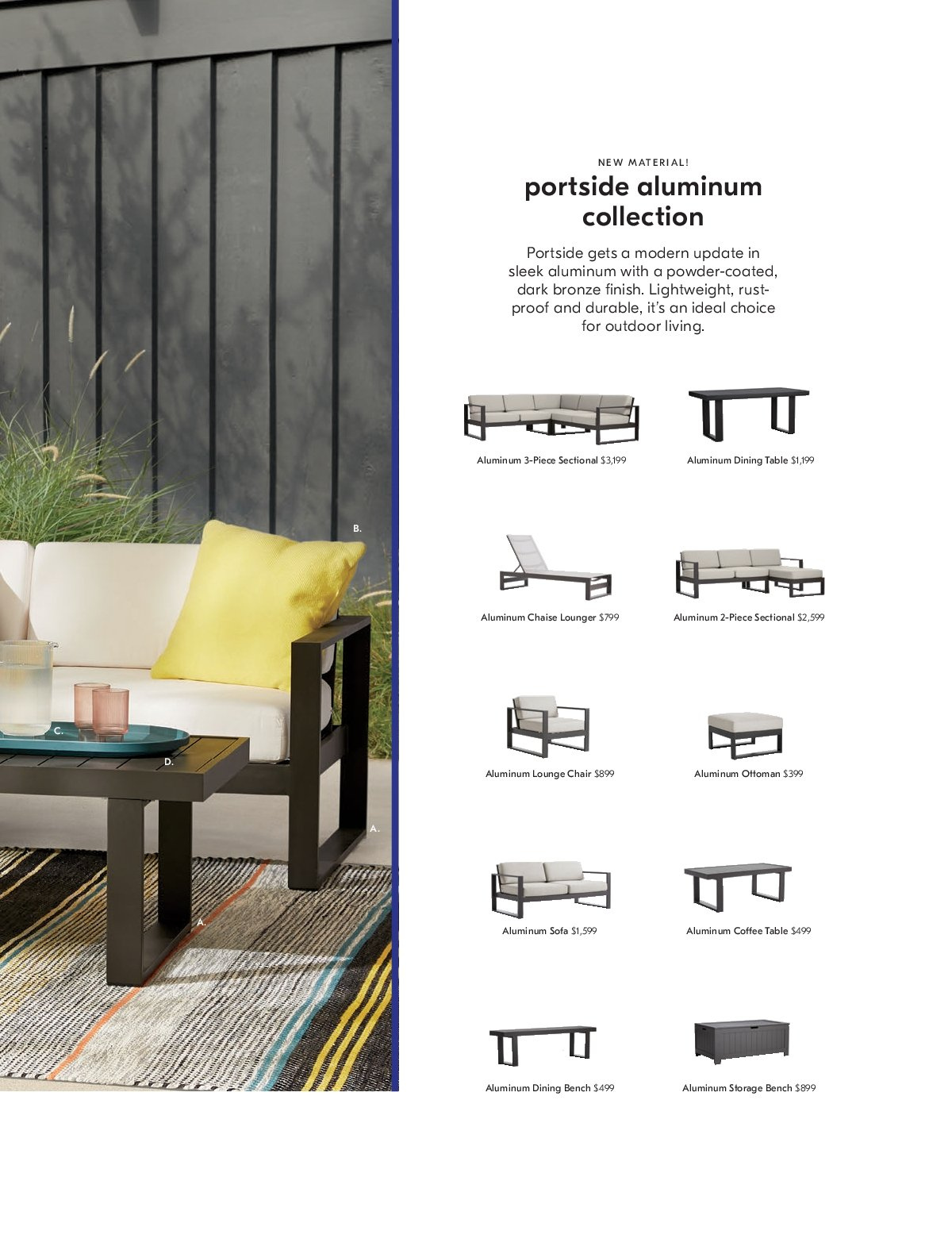 West Elm catalogue  - 1.3.2019 - 31.3.2019. Page 21.