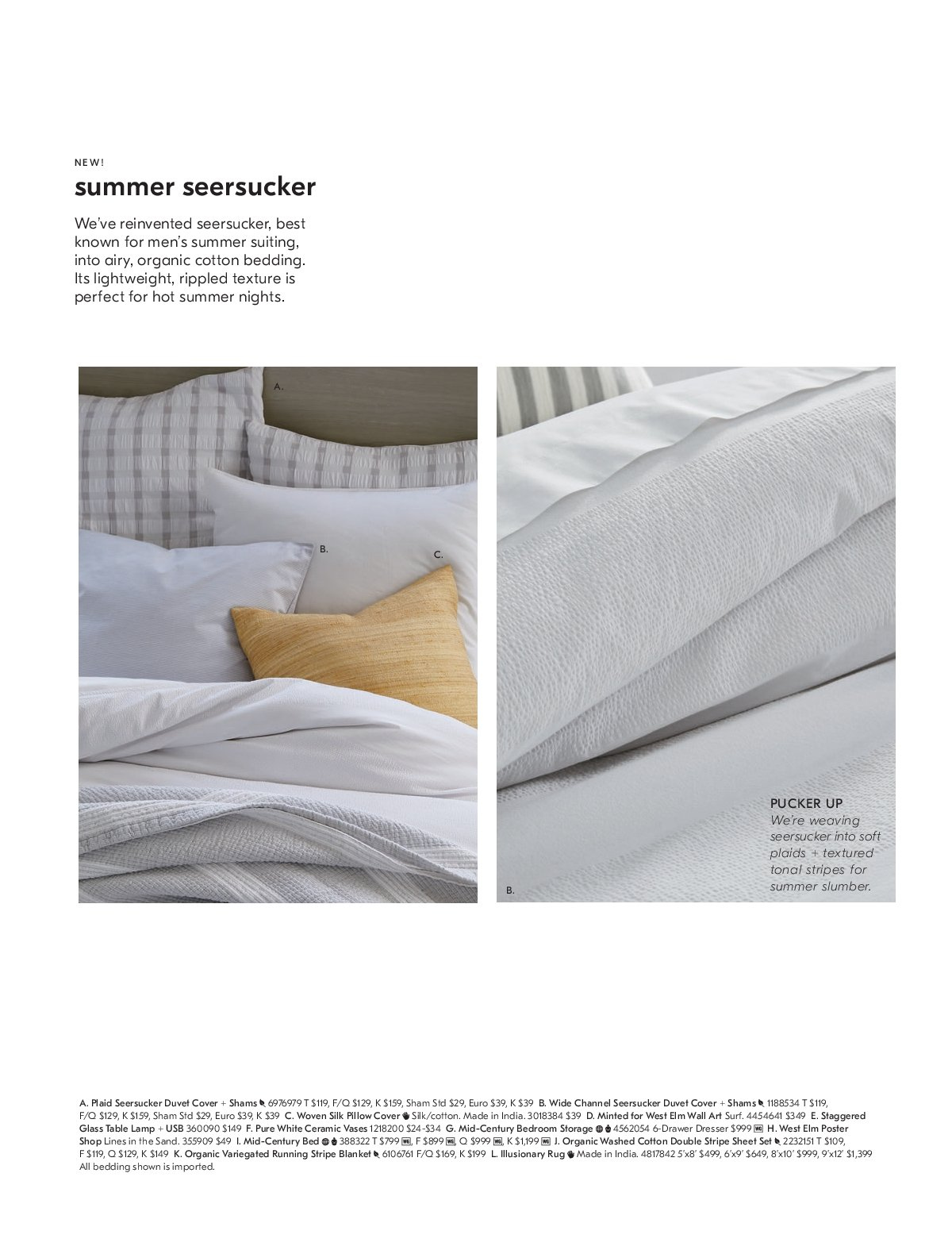 West Elm catalogue  - 1.3.2019 - 31.3.2019. Page 32.