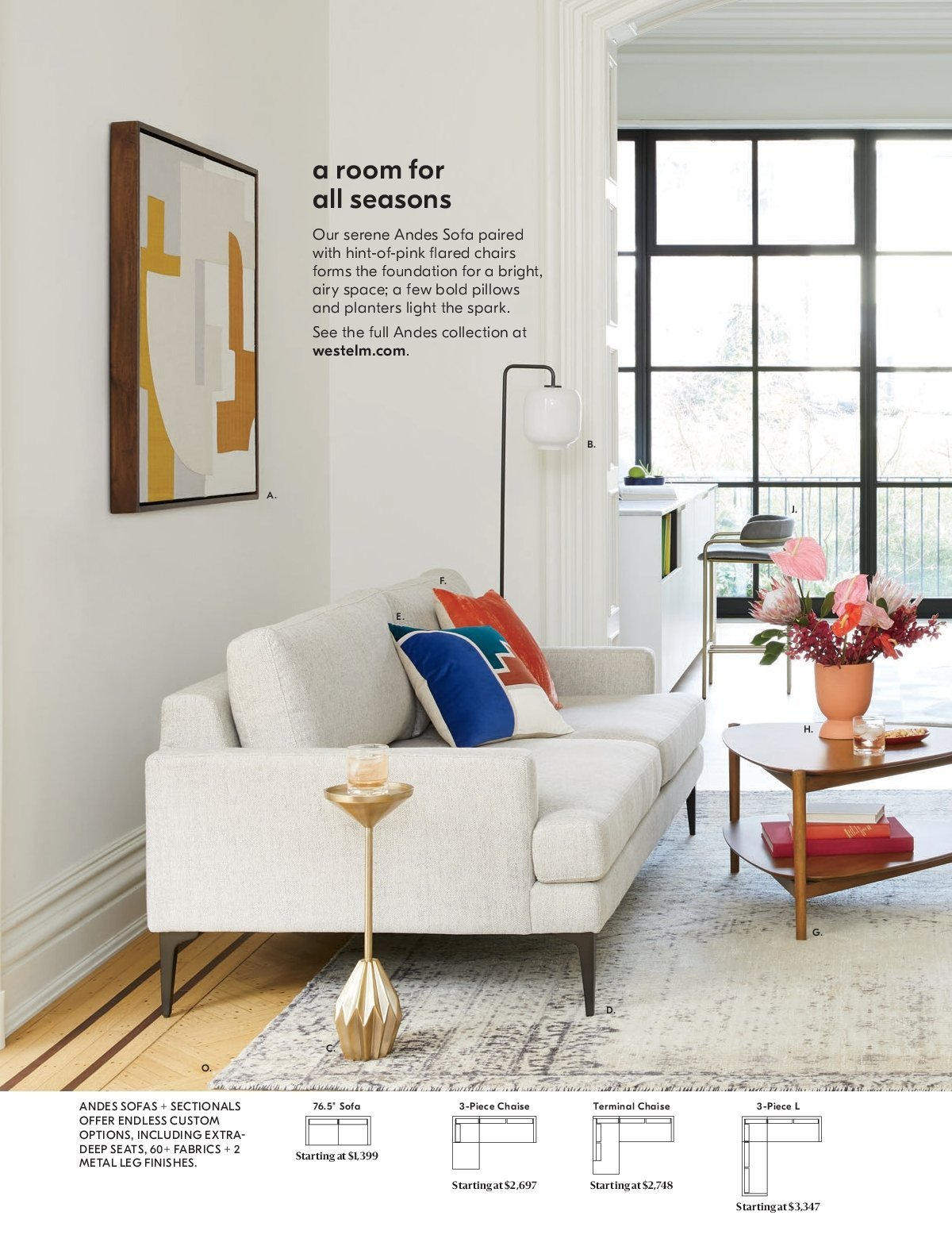 West Elm catalogue  - 1.3.2019 - 31.3.2019. Page 38.