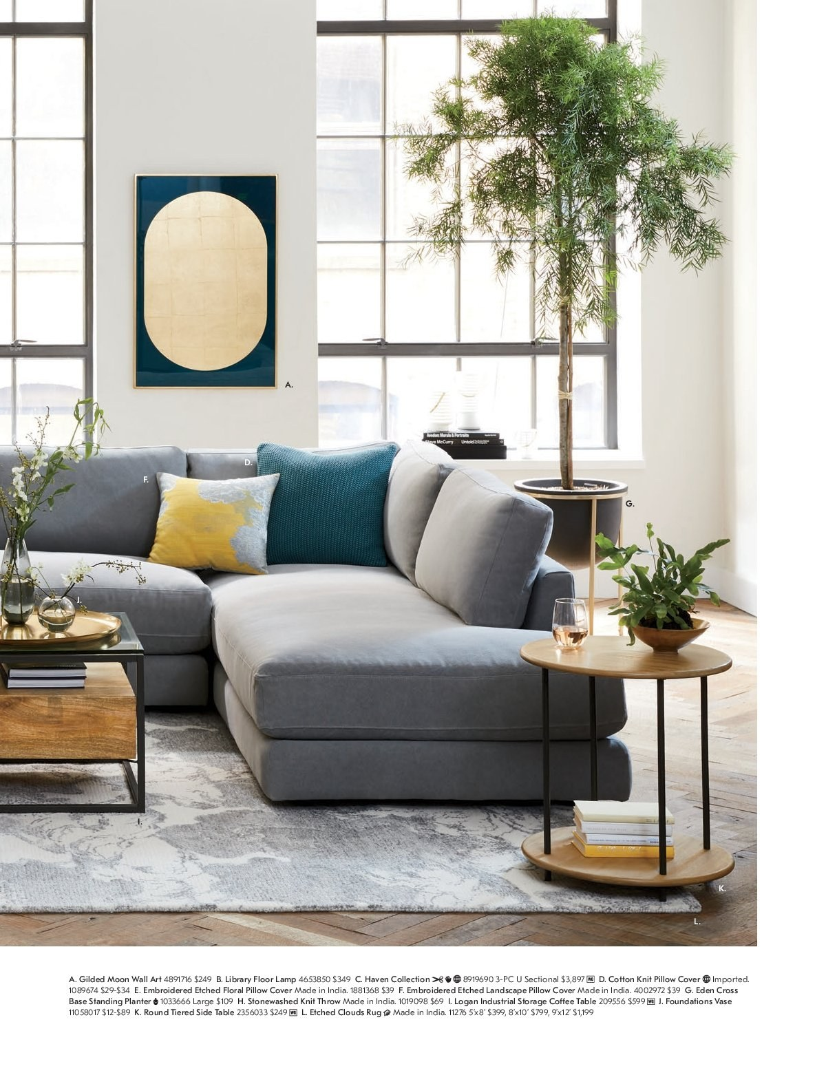 West Elm catalogue  - 1.3.2019 - 31.3.2019. Page 41.
