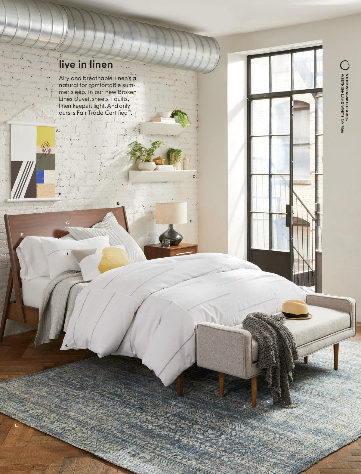 West Elm catalogue  - 1.3.2019 - 31.3.2019. Page 42.