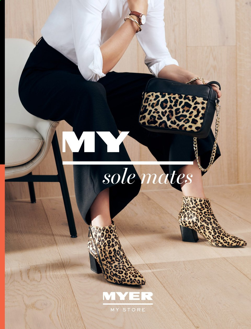 Myer catalogue  - 23.4.2019 - 12.5.2019. Page 1.
