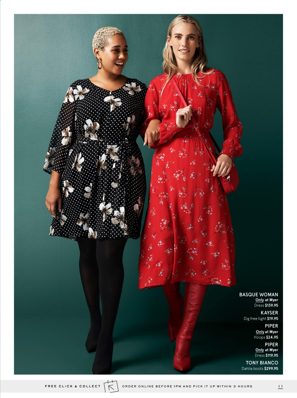 Myer catalogue  - 29.4.2019 - 26.5.2019. Page 11.