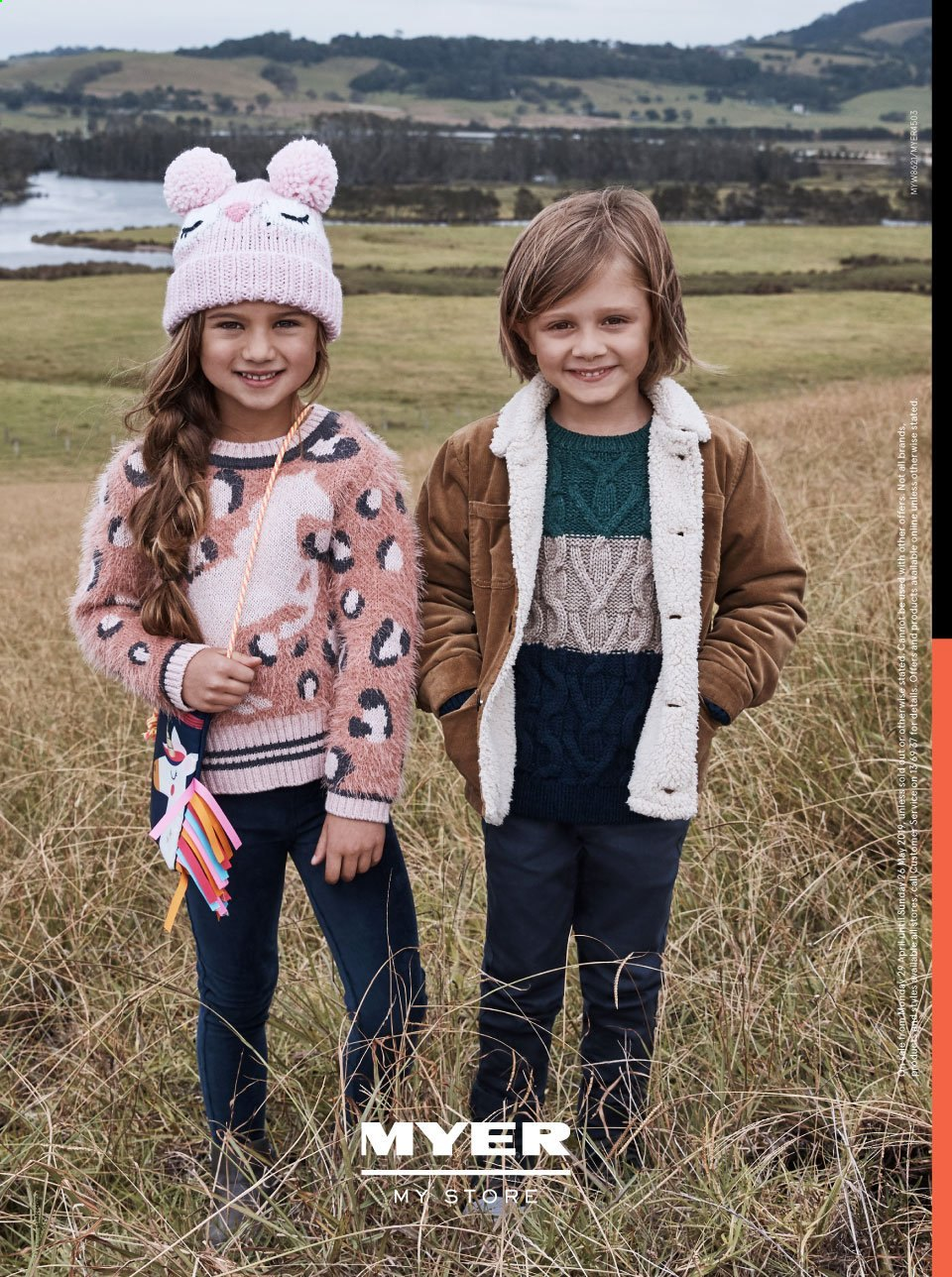 Myer catalogue  - 29.4.2019 - 26.5.2019. Page 28.