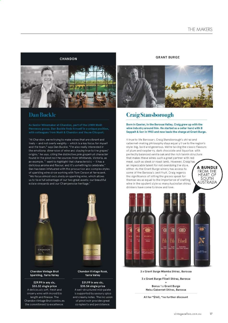 Vintage Cellars catalogue  - 15.5.2019 - 2.7.2019. Page 17.