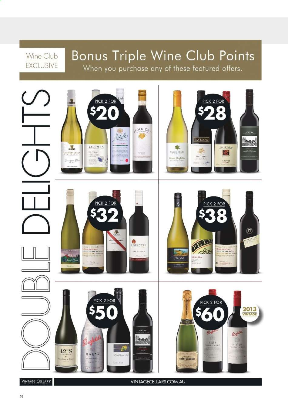 Vintage Cellars catalogue  - 15.5.2019 - 2.7.2019. Page 56.