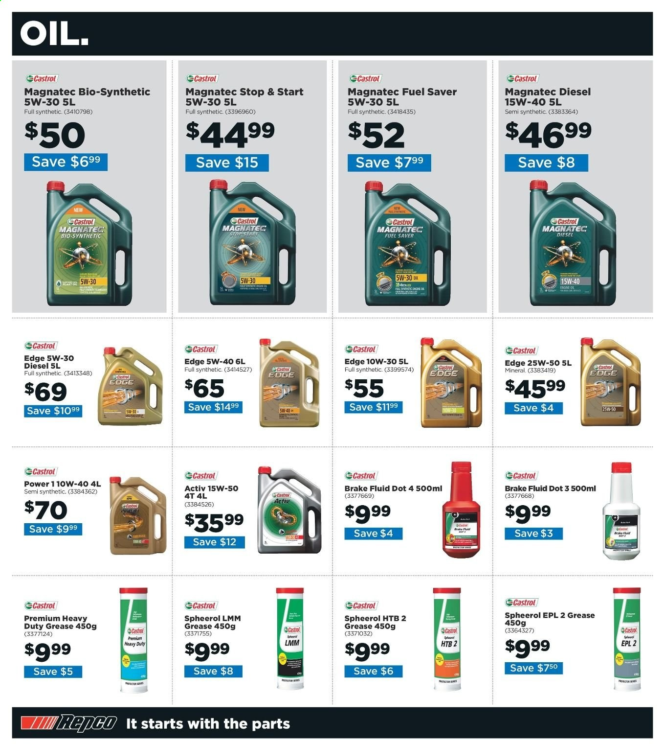 Repco catalogue  - 6.6.2019 - 16.6.2019. Page 6.