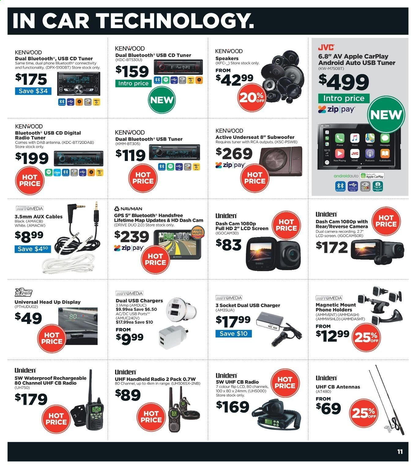 Repco catalogue  - 6.6.2019 - 16.6.2019. Page 11.