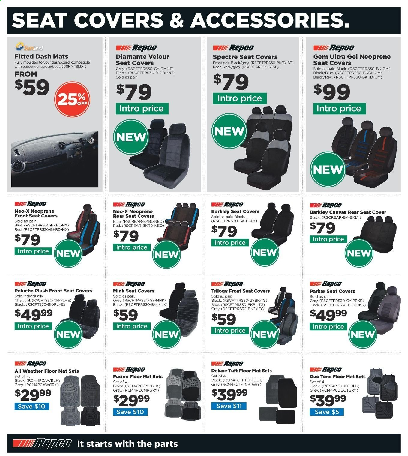 Repco catalogue  - 20.6.2019 - 30.6.2019. Page 10.