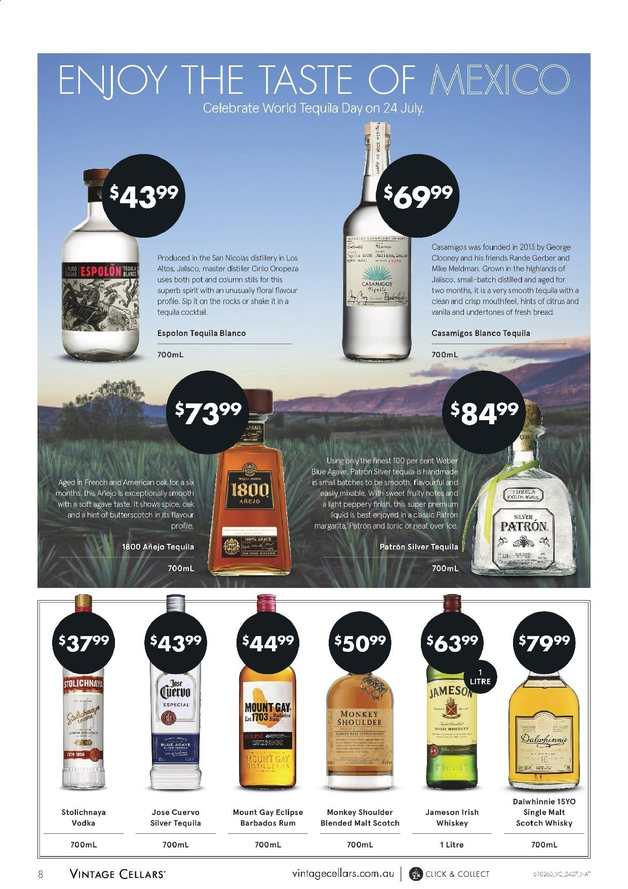 Vintage Cellars catalogue  - 24.7.2019 - 6.8.2019. Page 8.