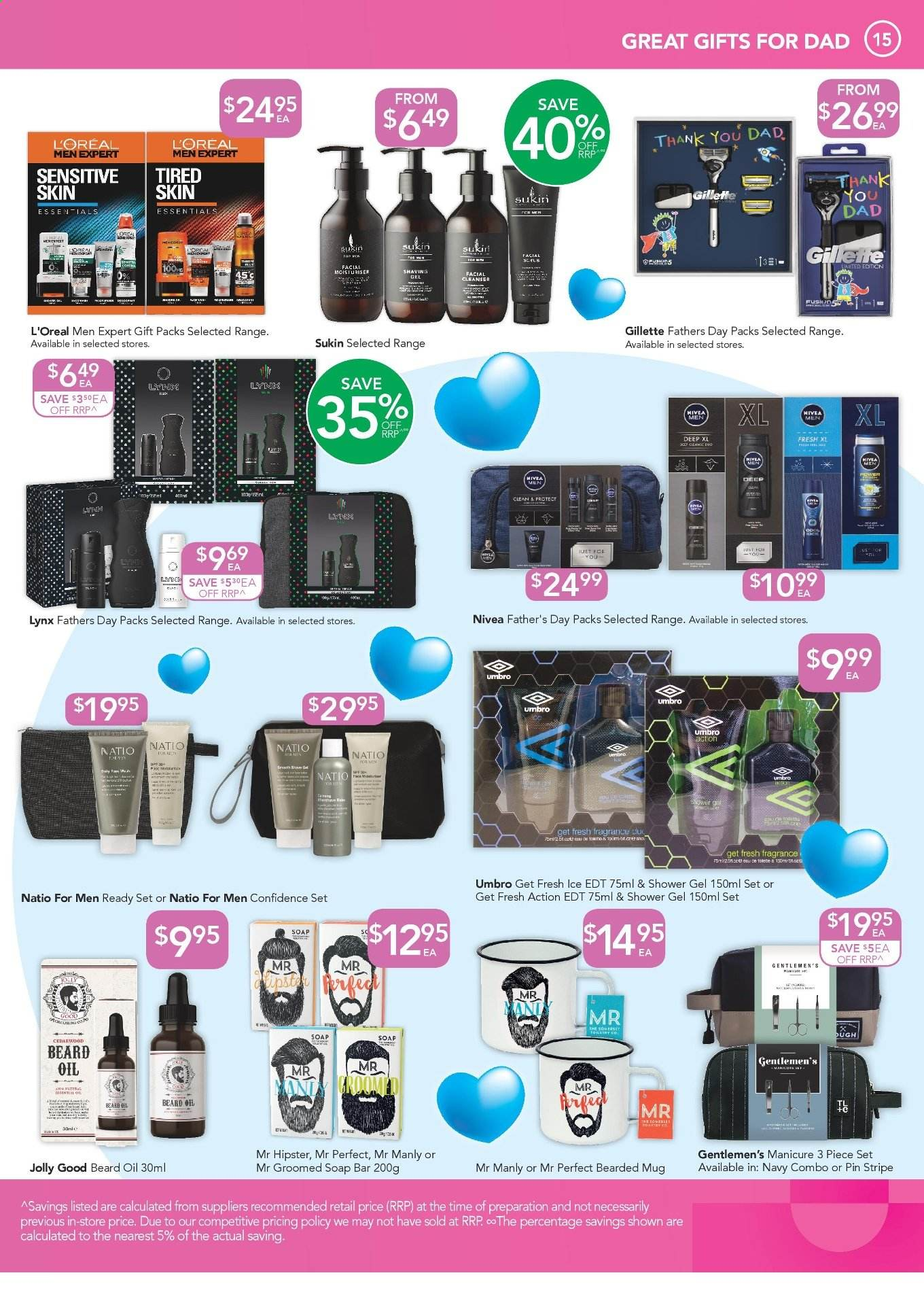 TerryWhite Chemmart catalogue  - 22.8.2019 - 10.9.2019. Page 15.