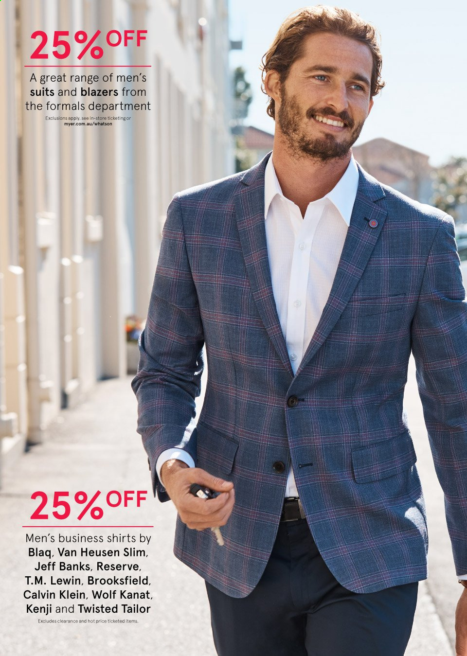 Myer catalogue  - 19.9.2019 - 13.10.2019. Page 16.