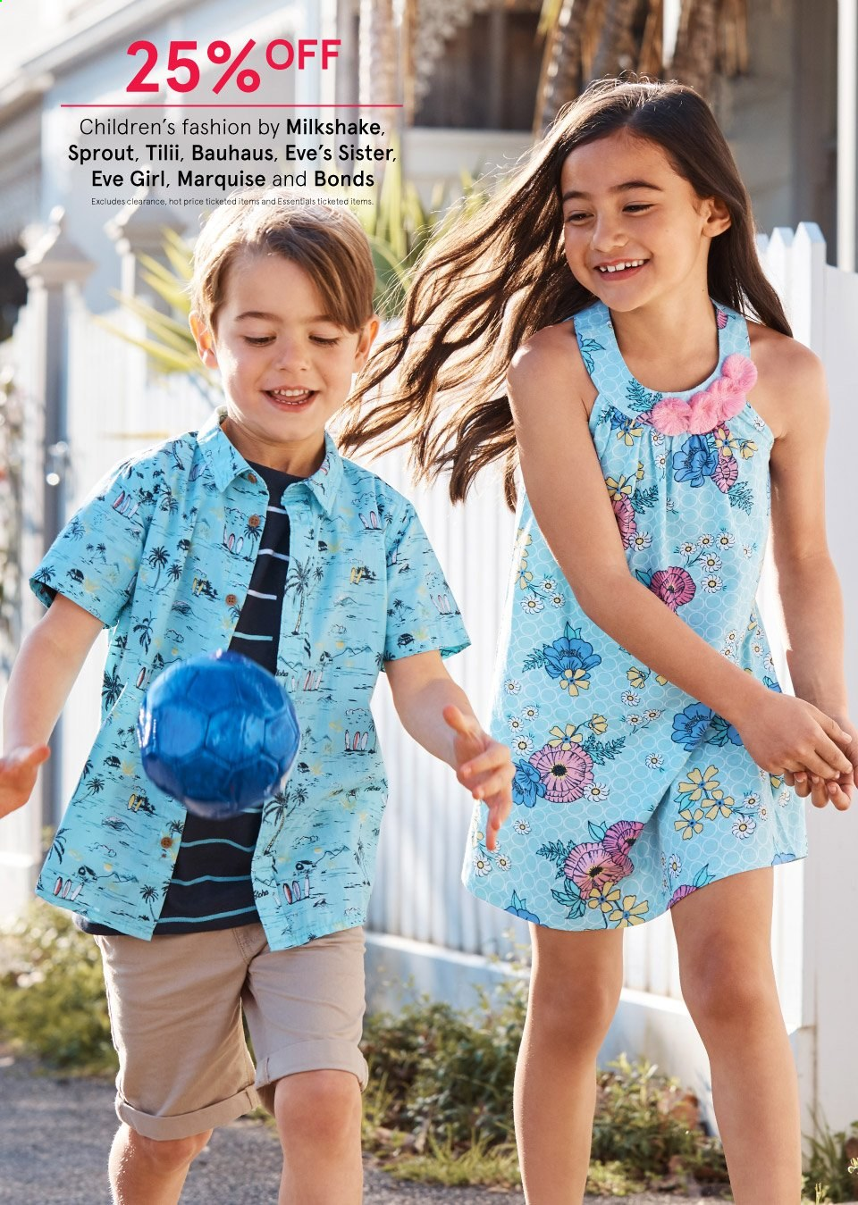 Myer catalogue  - 19.9.2019 - 13.10.2019. Page 18.