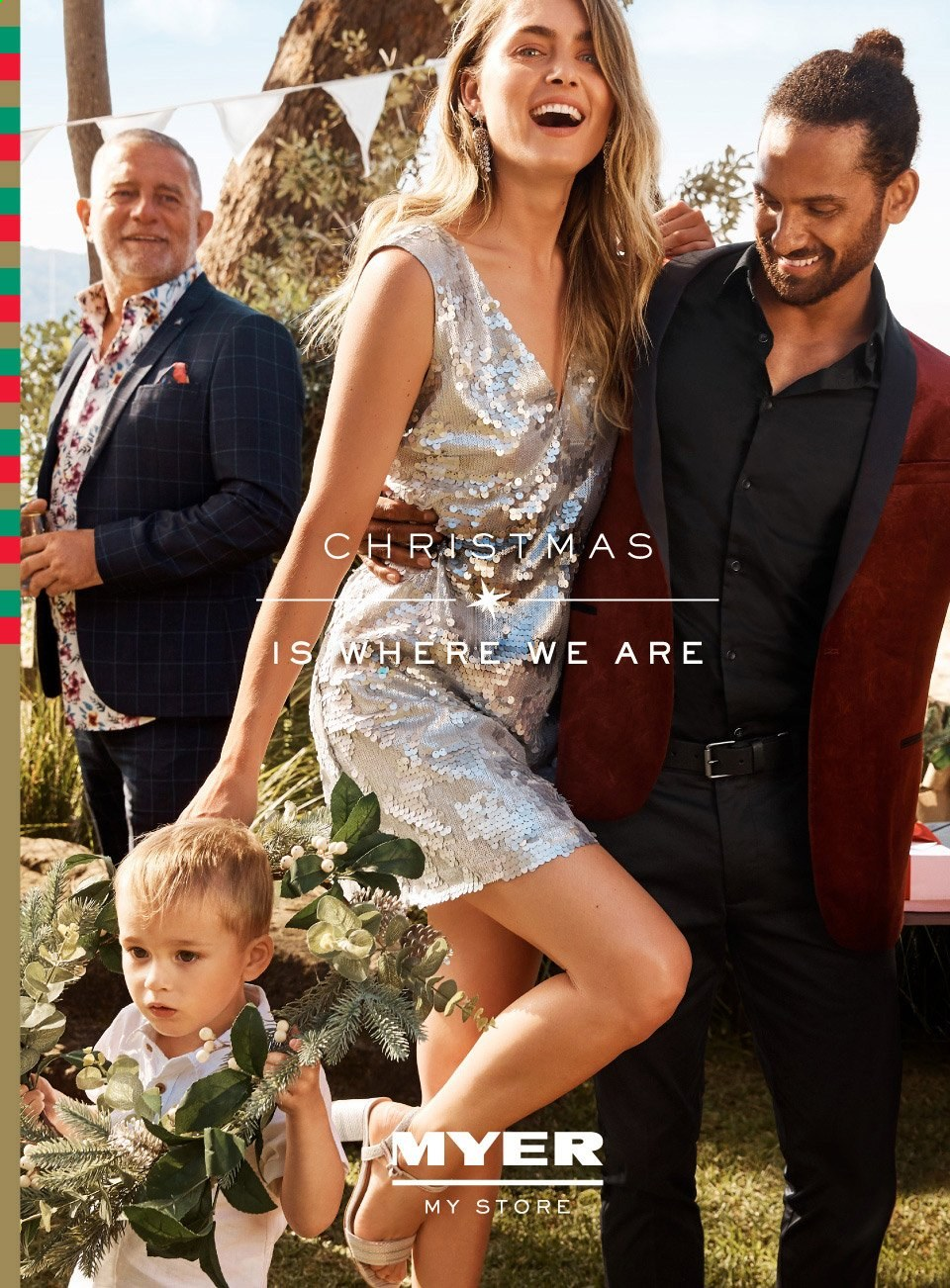 Myer catalogue  - 9.11.2019 - 24.12.2019. Page 1.
