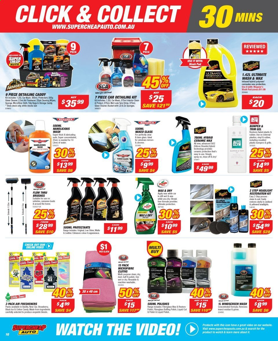 Supercheap Auto catalogue  - 13.11.2019 - 24.11.2019. Page 10.