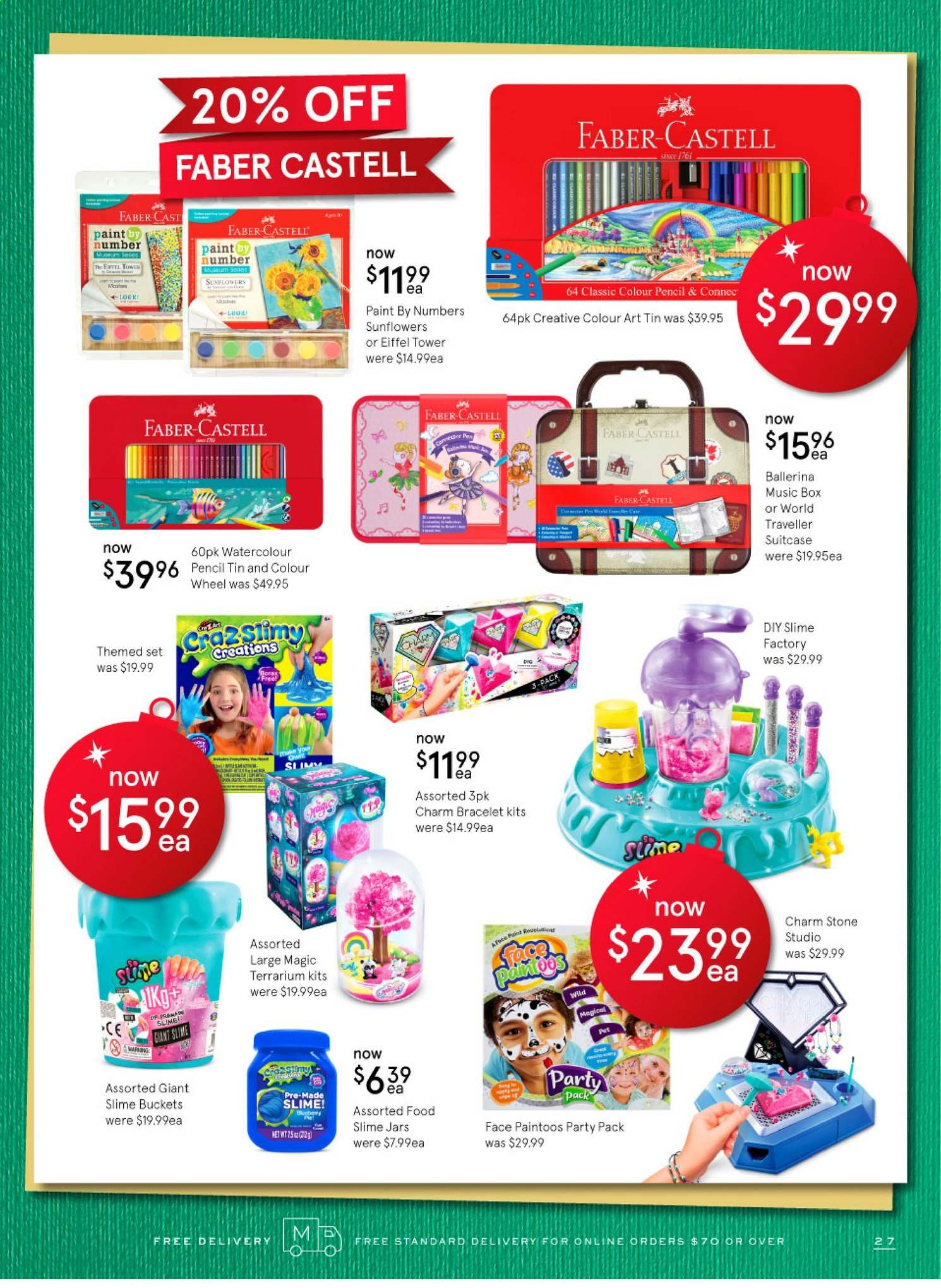 Myer catalogue  - 12.11.2019 - 24.12.2019. Page 27.