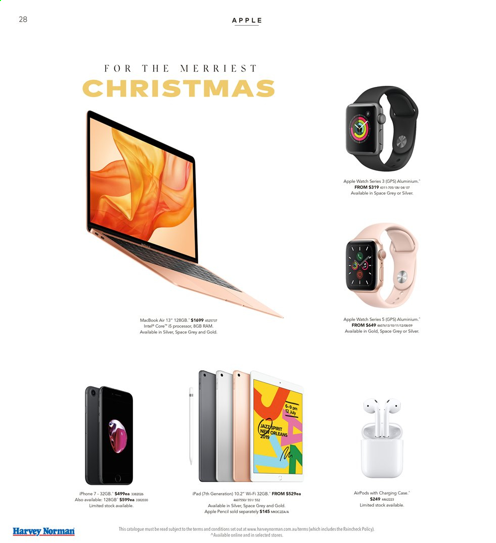 Harvey Norman catalogue  - 15.11.2019 - 1.12.2019. Page 28.