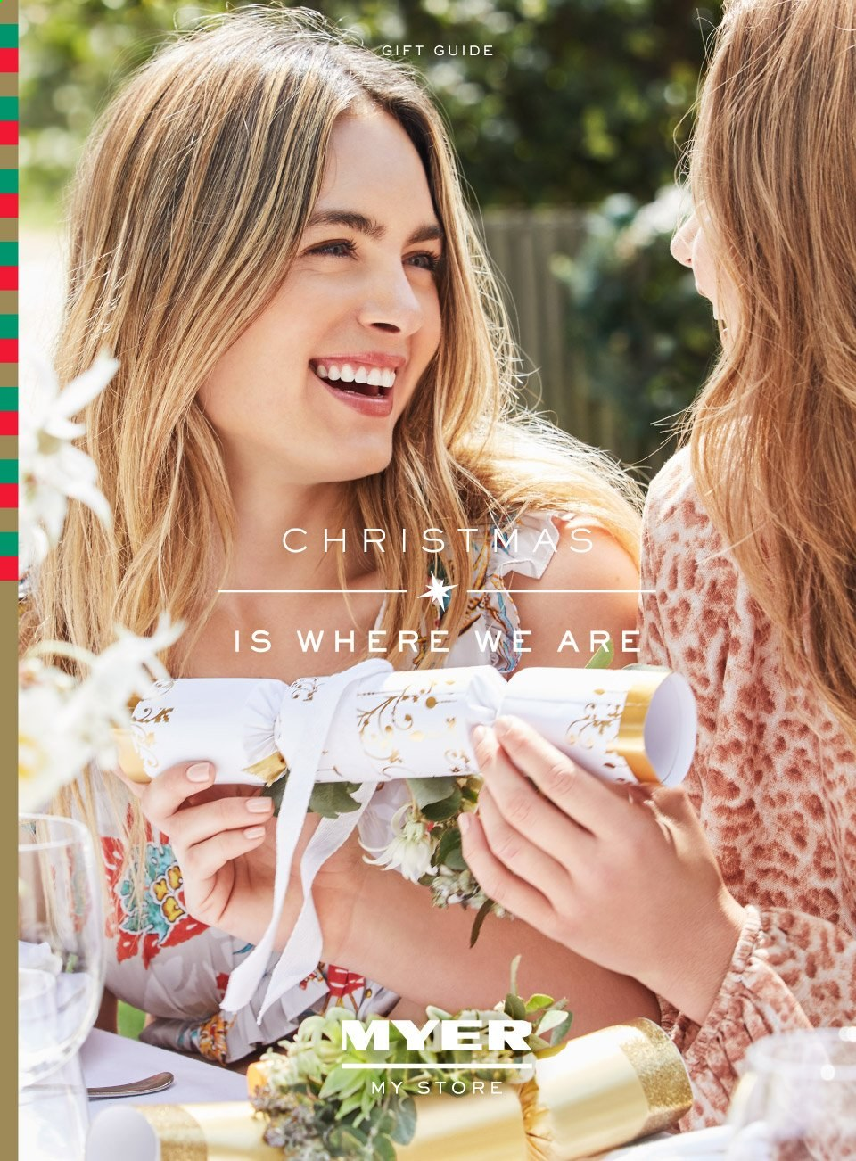 Myer catalogue  - 16.11.2019 - 6.12.2019. Page 1.