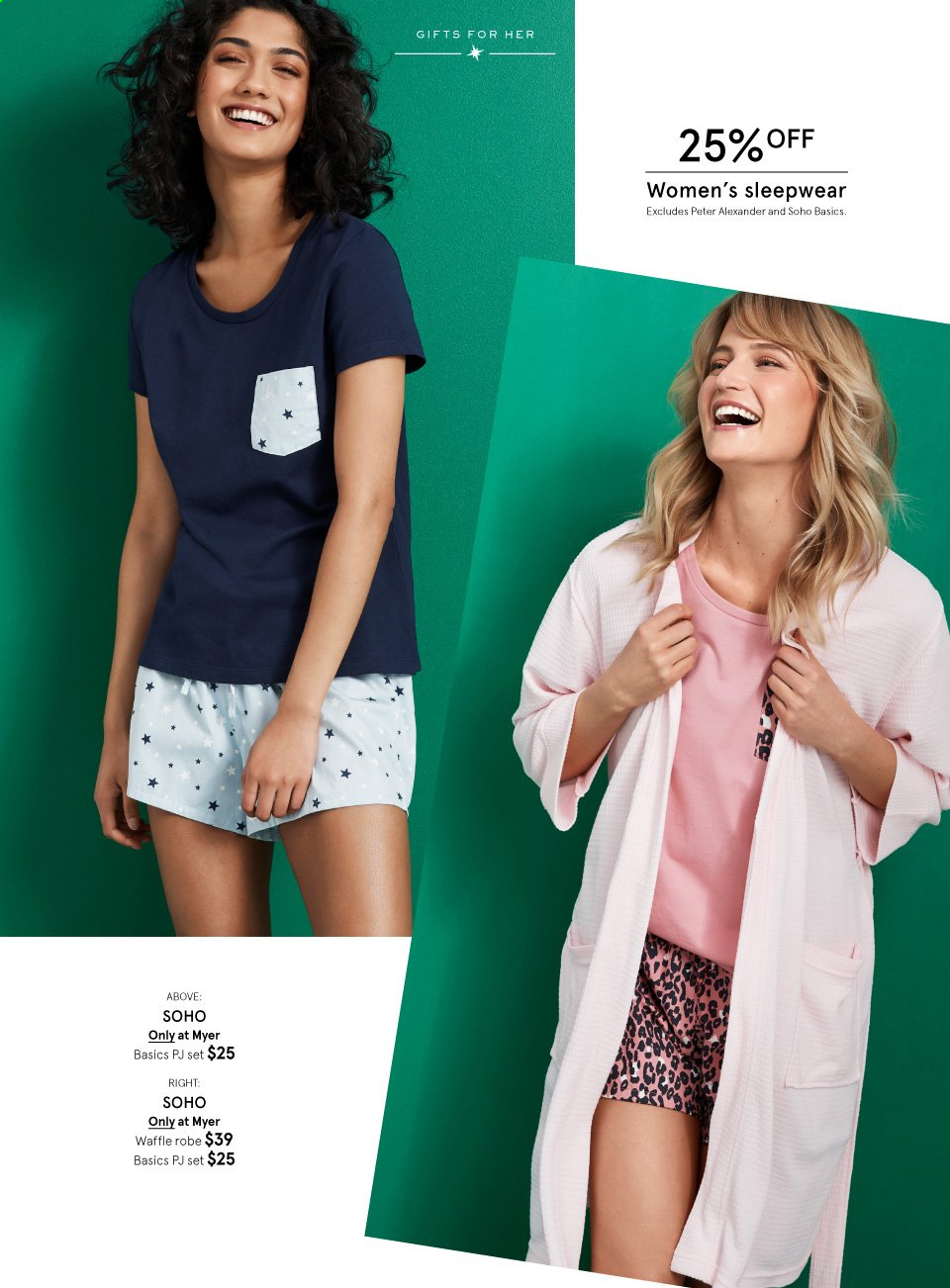 Myer catalogue  - 16.11.2019 - 6.12.2019. Page 19.