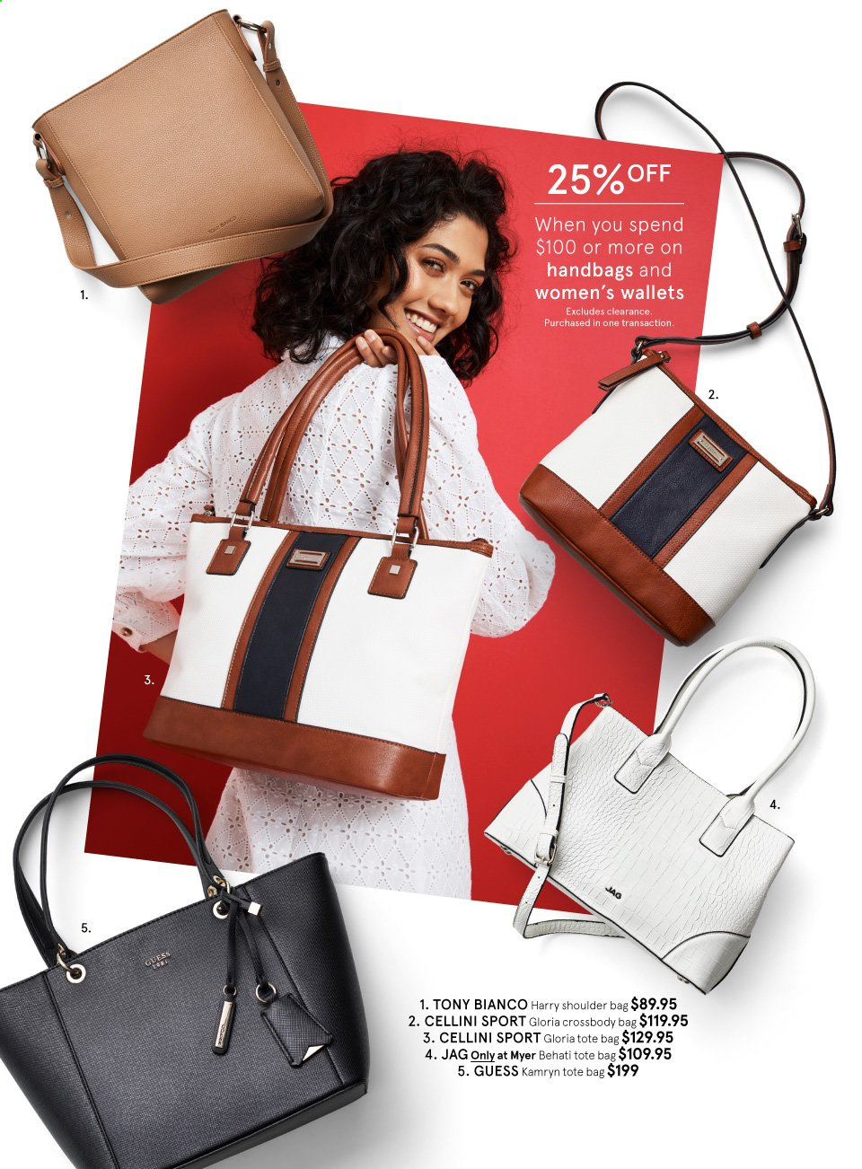 Myer catalogue  - 16.11.2019 - 6.12.2019. Page 22.