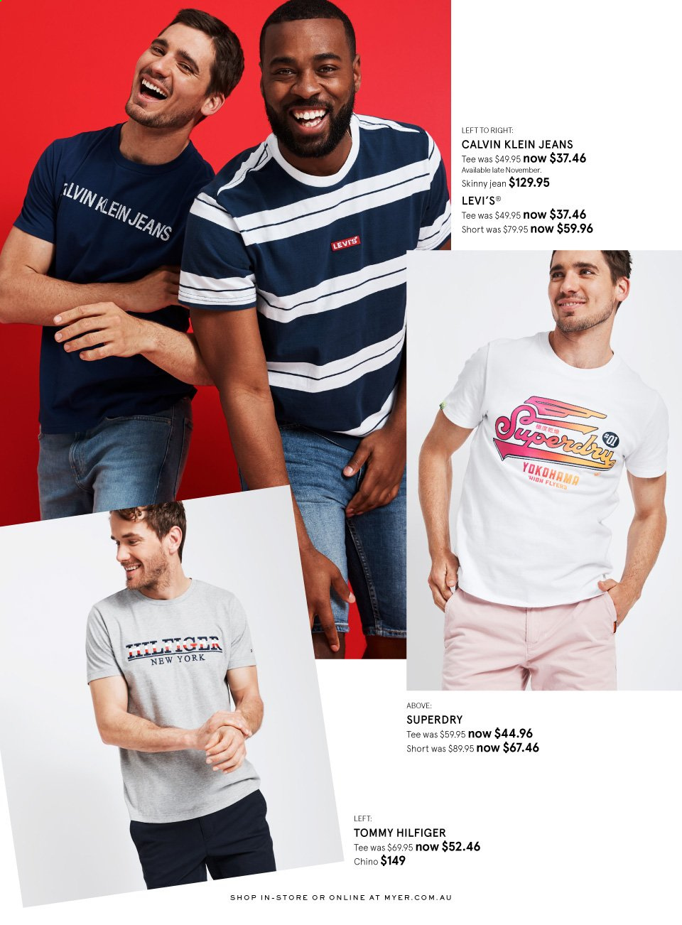 Myer catalogue  - 16.11.2019 - 6.12.2019. Page 30.