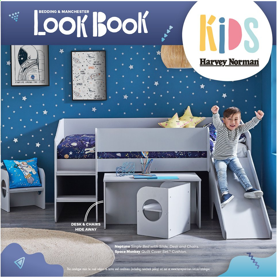 Harvey Norman catalogue  - 15.11.2019 - 28.2.2020. Page 1.