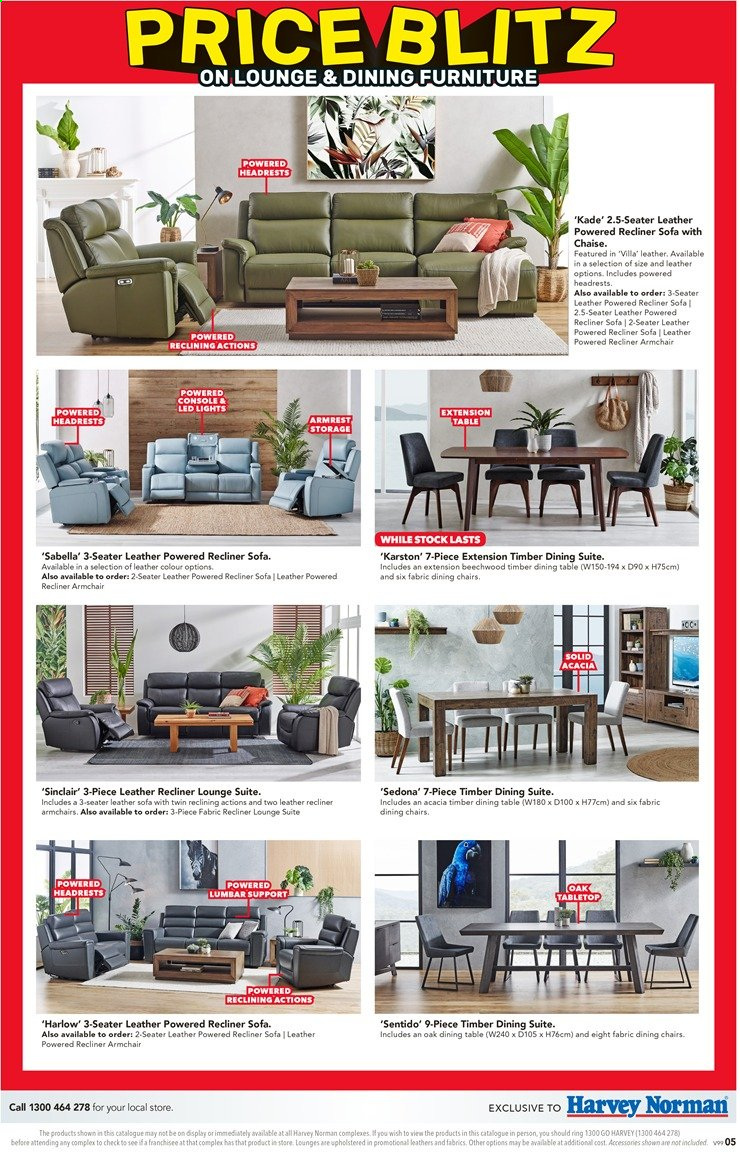 Harvey Norman catalogue  - 26.11.2019 - 15.12.2019. Page 5.