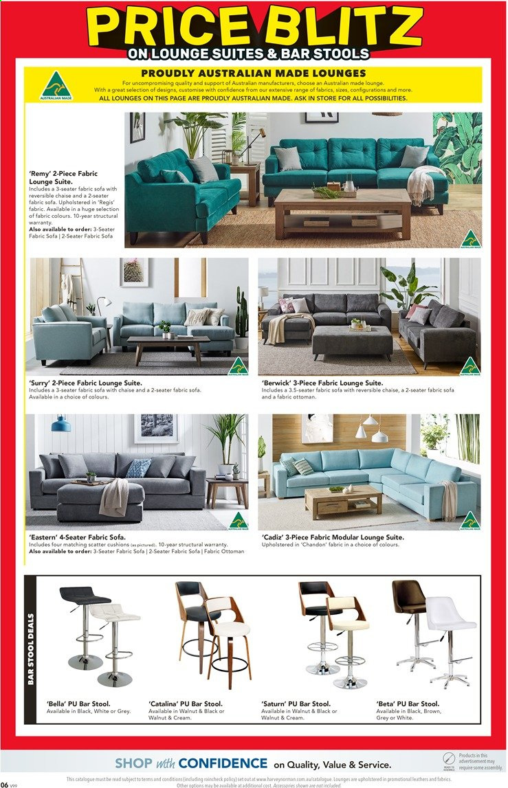 Harvey Norman catalogue  - 26.11.2019 - 15.12.2019. Page 6.