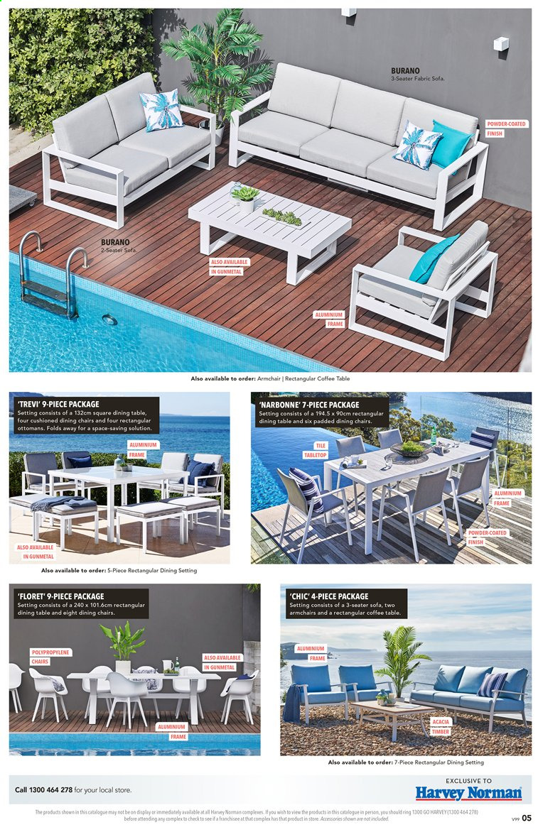 Harvey Norman catalogue  - 3.12.2019 - 24.12.2019. Page 5.