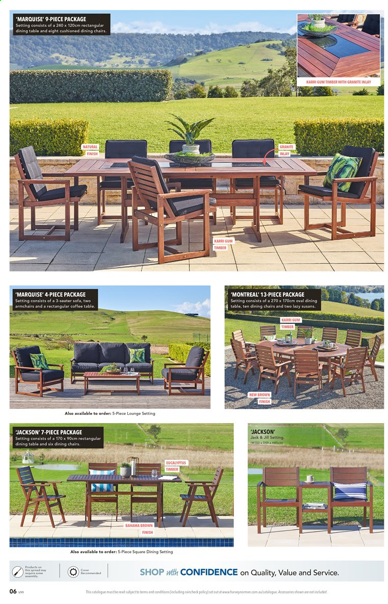 Harvey Norman catalogue  - 3.12.2019 - 24.12.2019. Page 6.