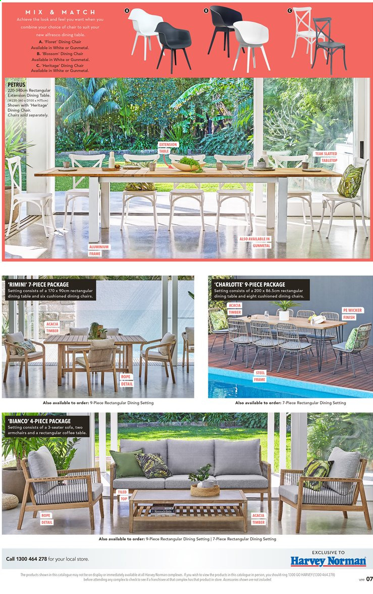 Harvey Norman catalogue  - 3.12.2019 - 24.12.2019. Page 7.