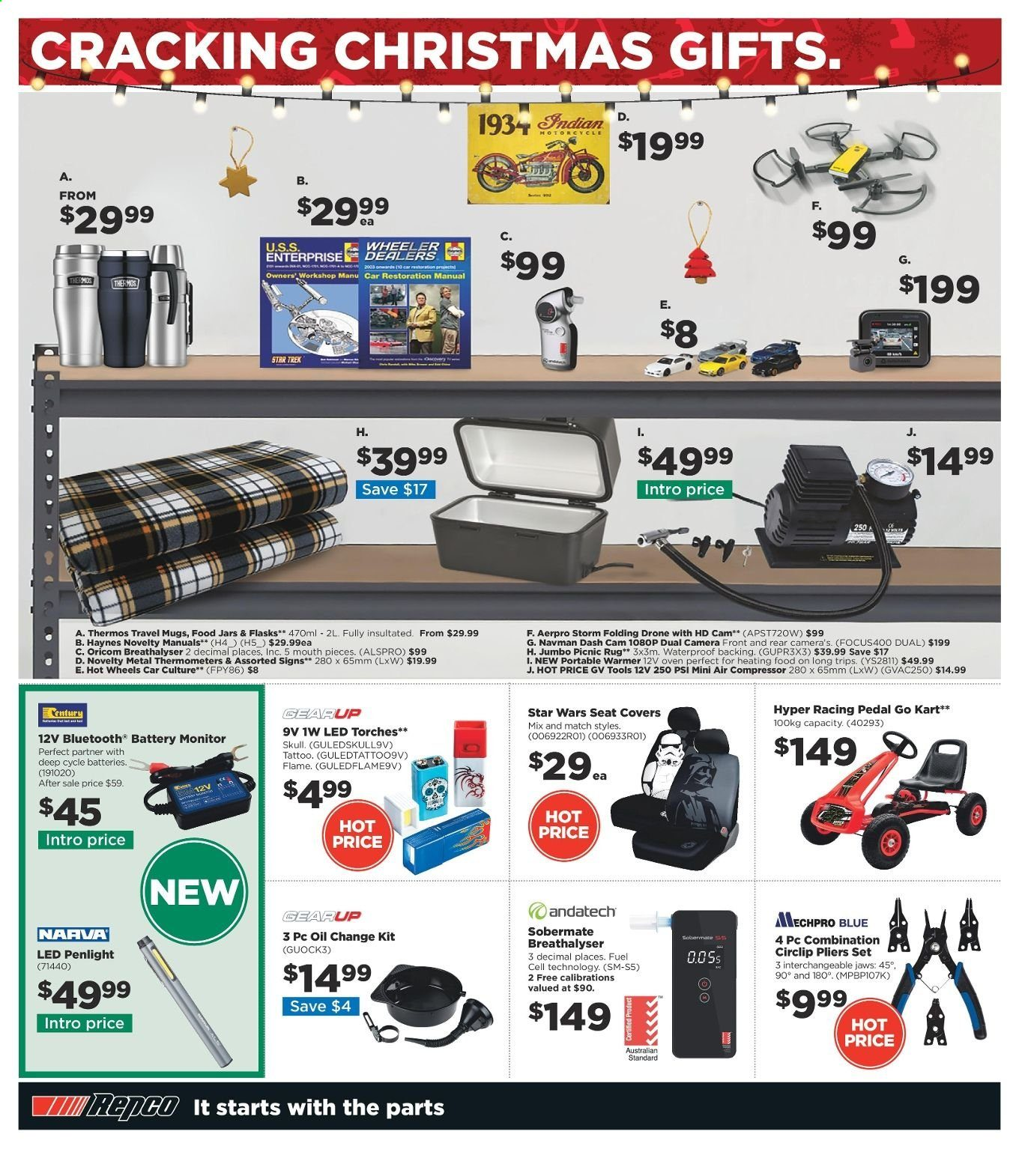 Repco catalogue  - 16.12.2019 - 22.12.2019. Page 2.