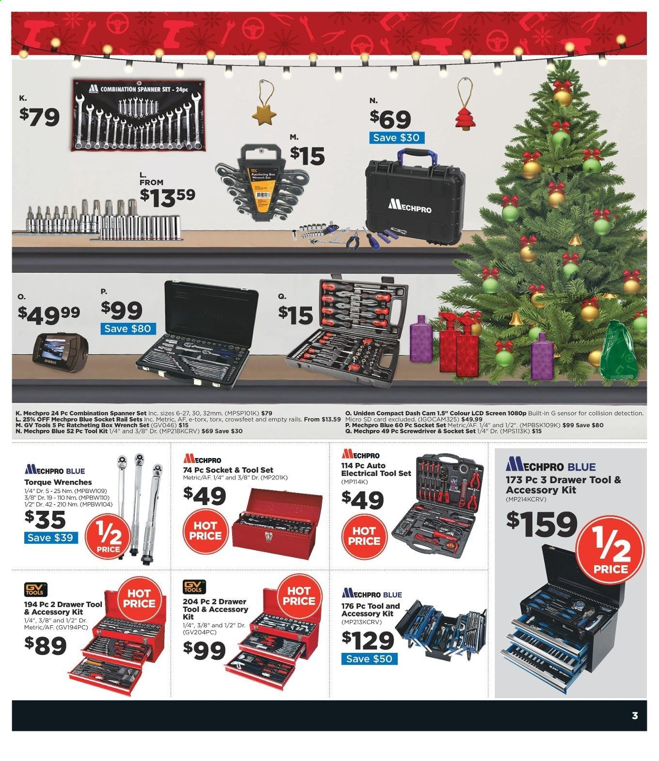 Repco catalogue  - 16.12.2019 - 22.12.2019. Page 3.