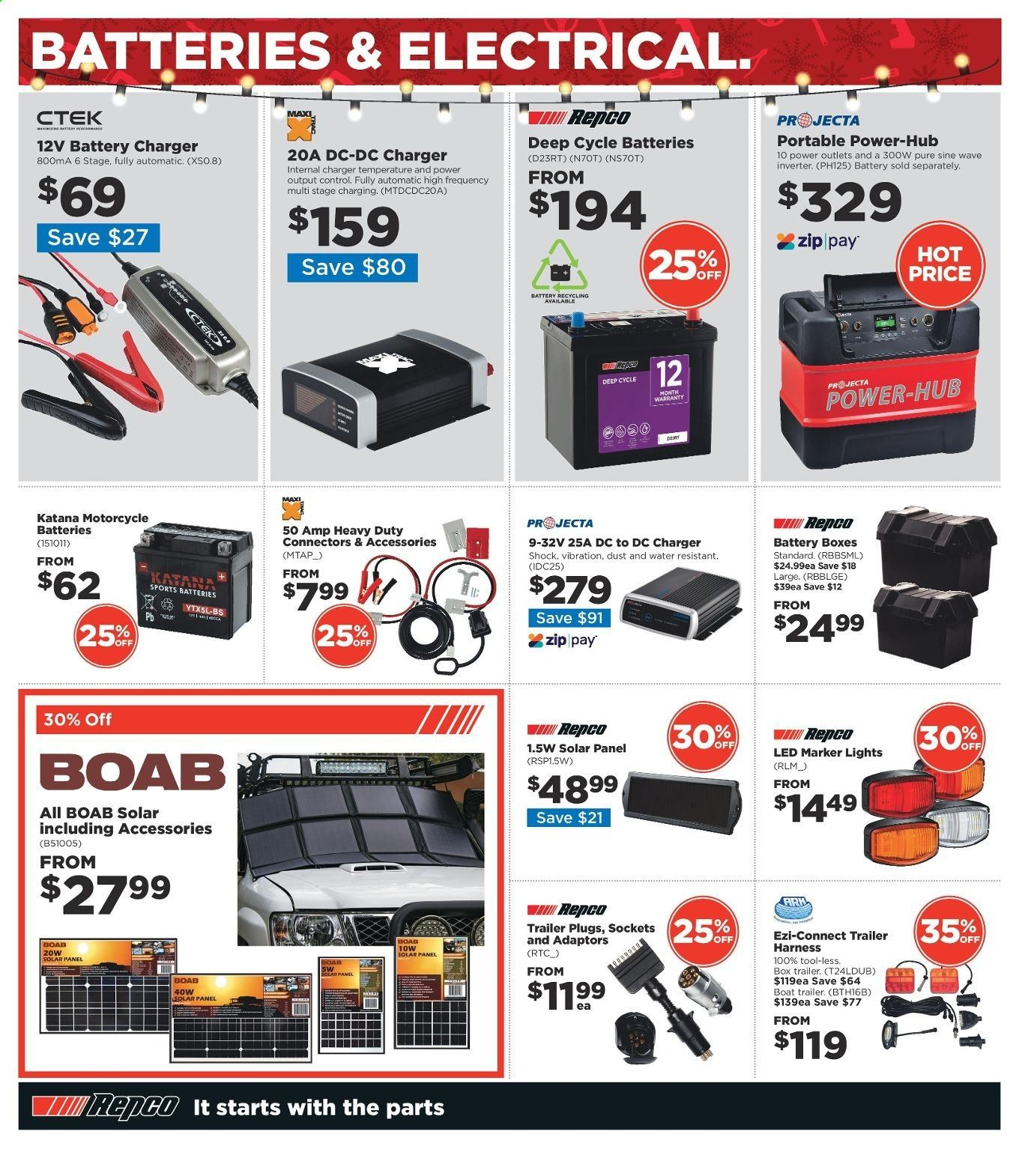 Repco catalogue  - 16.12.2019 - 22.12.2019. Page 10.