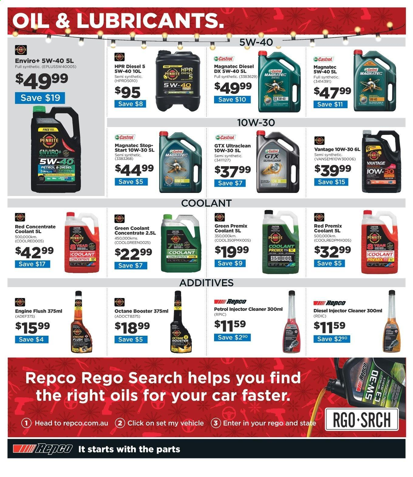 Repco catalogue  - 16.12.2019 - 22.12.2019. Page 12.
