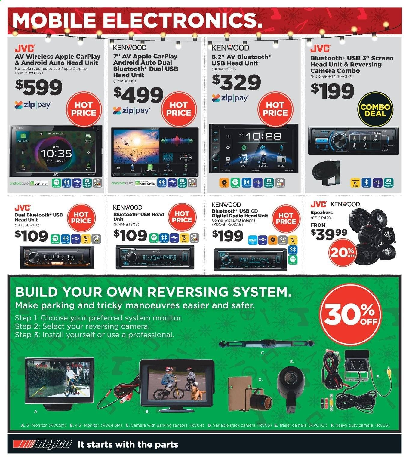Repco catalogue  - 16.12.2019 - 22.12.2019. Page 14.