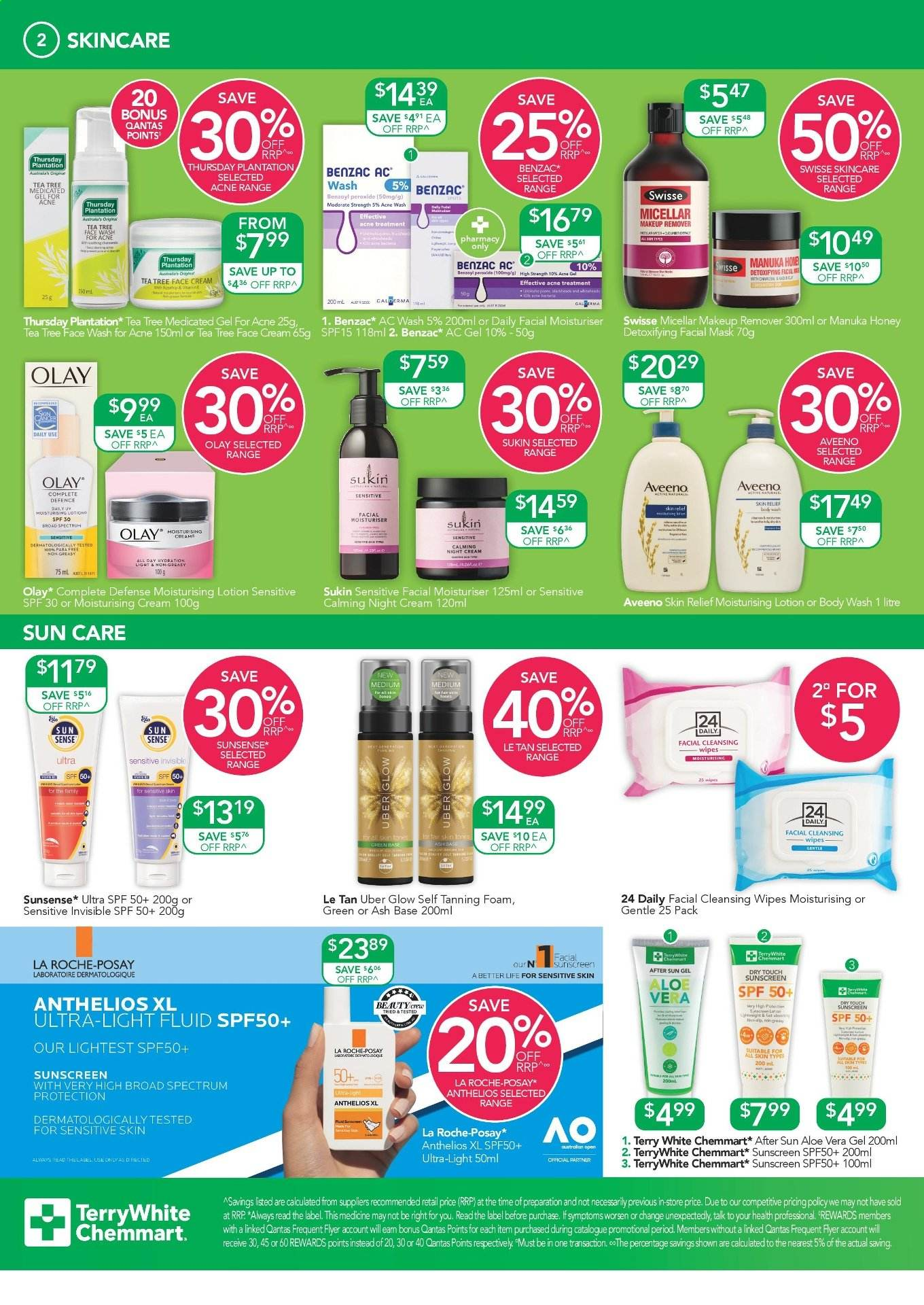 TerryWhite Chemmart catalogue  - 23.1.2020 - 11.2.2020. Page 2.